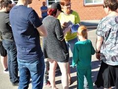 160 til Skolens forårsfest med Dagplejerne-Regnbuen og SFO (1)
