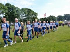 68er Holdet - Indmarch og Præsentation før kampstart (3)