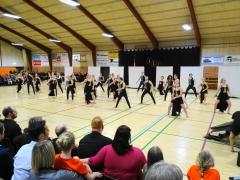 Gymnastikopvisning 2018 (11) Gl. Elevhold Brejninggaard Efterskole