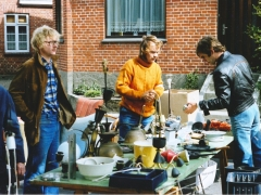 _Egon Hansen mf,Torvedag 1979.